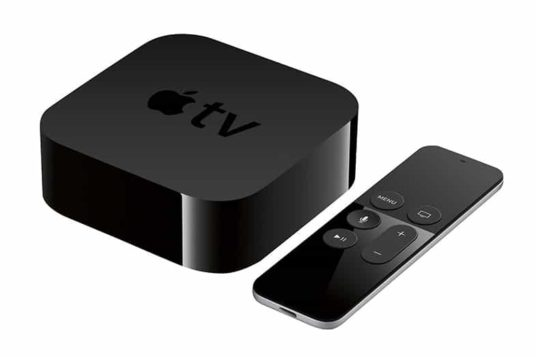 Apple TV with Remote 4th Generation Model